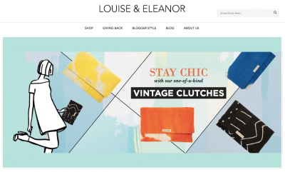 Louise & Eleanor Case Study